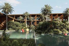 Resort Cabo Verde — Jacobsen Arquitetura
