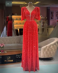 Fantasy Dress, Style Me, Party Dress, Red, Instagram, Dresses, Fashion, Vestidos, Moda
