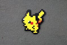 Pikachu Pokemon - Magnet by 8-Bit Classics on @Etsy