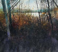 Core Watercolours for your Palette - David Parfitt looks at Golden QoR Watercolours