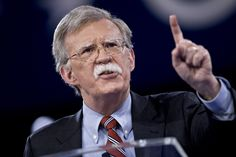 Opinion | John Bolton's extremism could lead the country to catastrophe