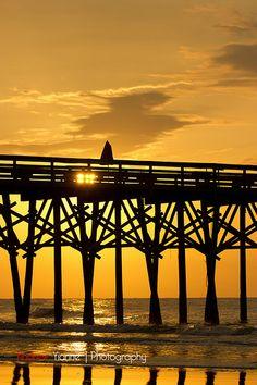 Sunrise in Myrtle Beach, S.C.