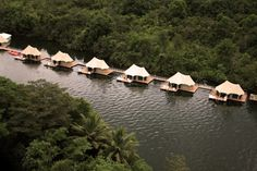 Glamping River Lodge for Honey Moon 300x199