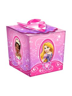 Disney Princess Treasure Boxes - Party Favors for Parties | WholesalePartySupplies.com