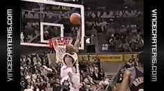 Greatest Dunker of All-Time: Top 100 Vince Carter Dunks Basketball Videos, I Love Basketball, Basketball Players, Mike Friends, Picture Video, All About Time, The 100, Athletes, Highlight