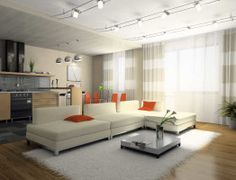 Hm... Cool Living room