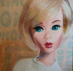Vintage Barbie.  'Hair Fair'