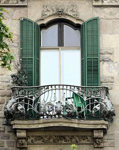 Casa Camil Mulleras. Barcelona