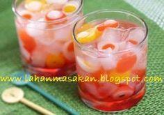 Es Nata de Coco Nangka Kuah Santan - Resep Makanan Terlengkap