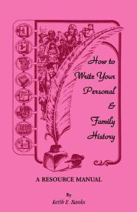 This is the book for everyone who wants to start working on their family or personal history but is intimidated by genealogical forms, charts and jargon. Provides scores of ideas on how to compile, write, record, and pass on your family history.