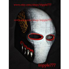 Army of two mask,BB Gun Paintball airsoft mask, Halloween mask, Steampunk mask, Halloween costume & Cosplay mask, Deadpool !!!ON SALE!!!