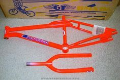 1986 Gt pro performer Gt Bikes, Gt Bmx, Old Scool, Huntington Beach Ca, Bmx Bicycle, Skateboards, Bicycles, School, Project Ideas