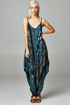 Amberly Jumpsuit | Beachwear for Women l www.CarolinaDesigns.com