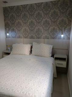 Cabeceira quarto pequeno