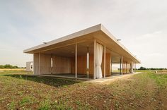 Krefeld Golf Club project|Mies van der Rohe