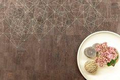 Produkte - Clarissa Kork  stickerei embroidery stitching carpet rug sustainable rug cork rug Rugs On Carpet, Cork, Sustainability, Stitching, Embroidery, Garden Sheds, Handmade, Costura, Needlework