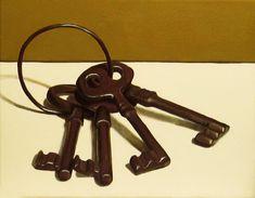 Julie Beck. Skeleton keys
