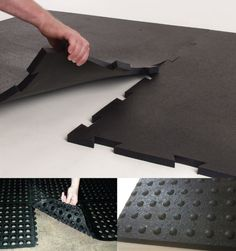 Stall Flooring: Horse Stalls and Flooring: Stall Mats and Rubber Pavers