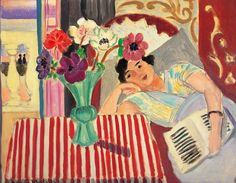 Matisse Exhibit opens at IMA this Sunday! Who's in?