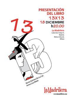 13 Ilustraciones contadas, 13 Cuentos ilustrados.