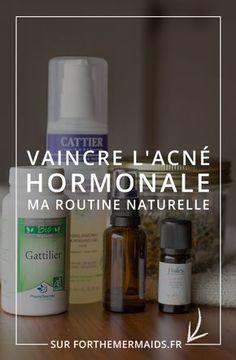 Forthemermaids.fr | Blog zéro déchet & minimalisme - Vaincre l'acné hormonale, ma routine naturelle et cruelty free