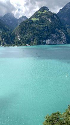 Lakeside views 🇨🇭 Lake Uri Adventure Awaits, Adventure Travel, Beautiful World, Beautiful Places, Best Of Switzerland, Lakeside View, Picnic Area, Summer Activities, Nice View
