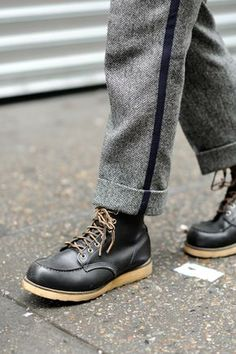 2c35a5ce8a103 Nick Wooster Source  monsieurjerome.com Stivali Red Wing