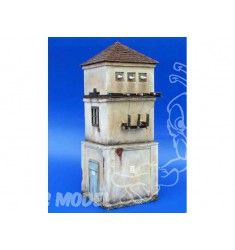 Plus Model 111 Transformateur de village 1/35