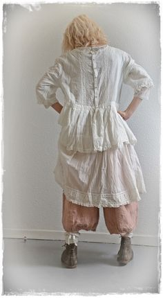 Shabby clothes : Magnolia Pearl