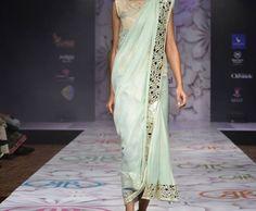 Indian Ethnic Wear by Rehane at Bangalore Fashion Week -  styeapastiche.com