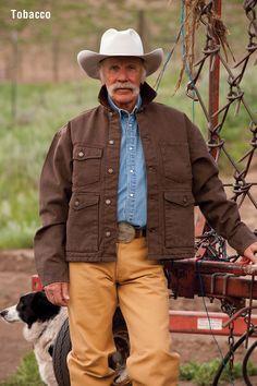 American Made Men's 312 Ranchero Mesquite Jacket $180.00 http://www.schaefer-ranchwear.com/schaefer-store/mens-ranchwear/mens-outerwear/ranchero-mesquite-jacket-12.html