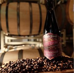 Wicked Weed Divergence, the brewery's barrel aged sour porter with coffee, releases on December 6th, 2014.