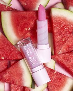 Intensely nourish with amino-rich watermelon extract and vitamin E and prevent moisture loss with coconut oil and watermelon seed oil. No-rinse, scrub-to-balm formula exfoliates, hydrates, and deposits a pop of pink color. Coconut Flower, Watermelon Glow Sleeping Mask, Tartaric Acid, Best Lip Balm, Watermelon Fruit, Lip Hydration, Lip Tint, Perfect Skin, Clean Beauty