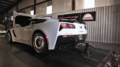 2016 HPE850 Z06 Corvette Chassis Dyno Testing