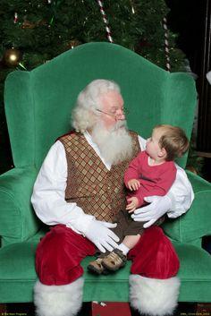 The mall Santas