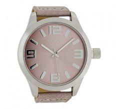 OOZOO Timepieces horloge Roze/Grijs C1008 (51 mm) online kopen? Op werkdagen voor 23:00 besteld, volgende dag in huis. Gratis verzending en achteraf betalen!