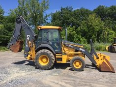 2013 John Deere 410K For Sale (3280397) from Nortrax, Inc. [281] :: Construction Equipment Guide