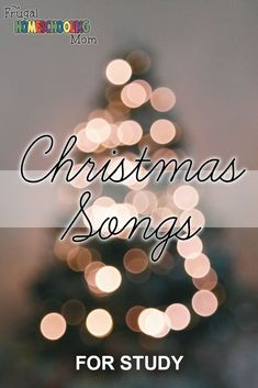 Best Christmas Songs to Learn and Study: Brief History & Listening Links Best Christmas Songs, Christmas Mom, Christmas Crafts For Kids, Kindergarten Lesson Plans, Kindergarten Activities, Homeschool High School, Kids Learning, Festive, Pre School