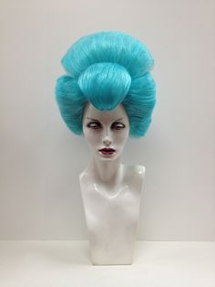 Outfitters Wig, Wigs, 6626 Hollywood Blvd, Hollywood, CA 90028 Geisha Hair, Drag Wigs, Dramatic Hair, Cosplay Hair, Fantasy Hair, Hair Reference, Anime Hair, Wig Making, Barbie