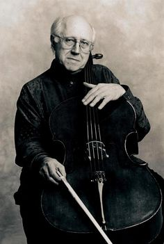 Mstislav Leopoldovich Rostropovich, (1927 – 2007), was a Soviet and Russian cellist and conductor. He is widely considered to have been the greatest cellist of the second half of the 20th century, and one of the greatest of all time.