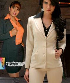 Blazer, Jackets, Women, Fashion, Pants, Clothing, Offices, Down Jackets, Moda