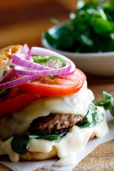 Cool Stuff We Like Here @ LeMaitreD.com  ------- << Original Comment >> -------  Lamb & Hummus burger