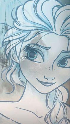 Snow Queen, Ice Queen, Sailor Princess, Queen Elsa, New Poster, Elsa Frozen, Novelty Gifts, Custom Framing, Art Prints