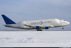 Boeing 747-409(LCF) Dreamlifter aircraft picture