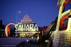 Neon sign graveyard-The Ultimate Las Vegas Bucket List (101 Things to Eat, See, & Do)