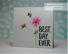 Best Day Ever stamp set Sale-a-bration 2015 exclusive