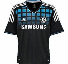 Chelsea Away Shirt Adidas 2011-12 Chelsea Adidas Away Shirt (Kids) Brand new official ChelseaKids awayshirt for the 2011/12 Premiership season available to buy in childrens sizes small boys medium boys large boys XL boys. This short sleeved football shirt is m http://www.comparestoreprices.co.uk/football-shirts/chelsea-away-shirt-adidas-2011-12-chelsea-adidas-away-shirt-kids-.asp