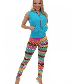 Camboriu Art Deco leggings