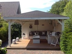 Zomers prieel
