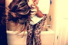 crazy cute hair